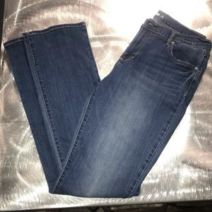 Old navy boot cut jeans (tall)